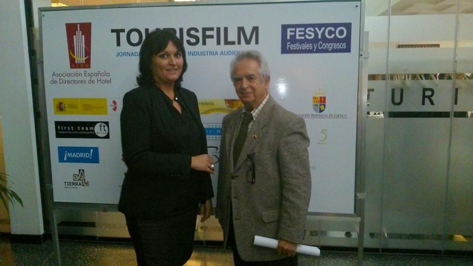 Turismo de segovia participa en tourisfilm tourisfilm - Oficina turismo segovia ...