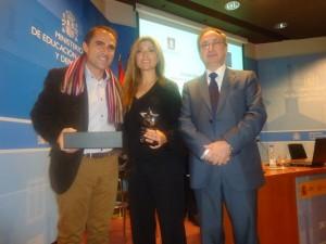 Fernando Gómez Palacio, Paloma Ferre y Manuel Vegas Lara