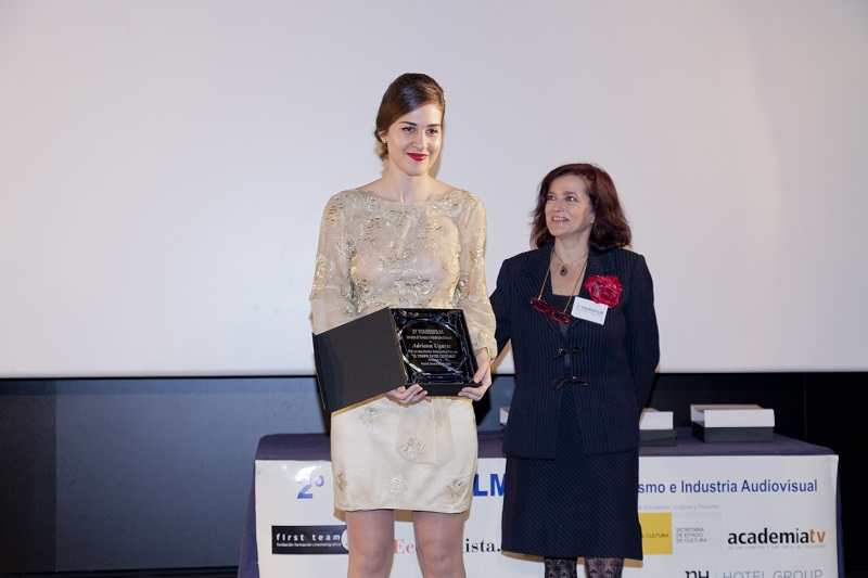 Premios TourisFilm2014