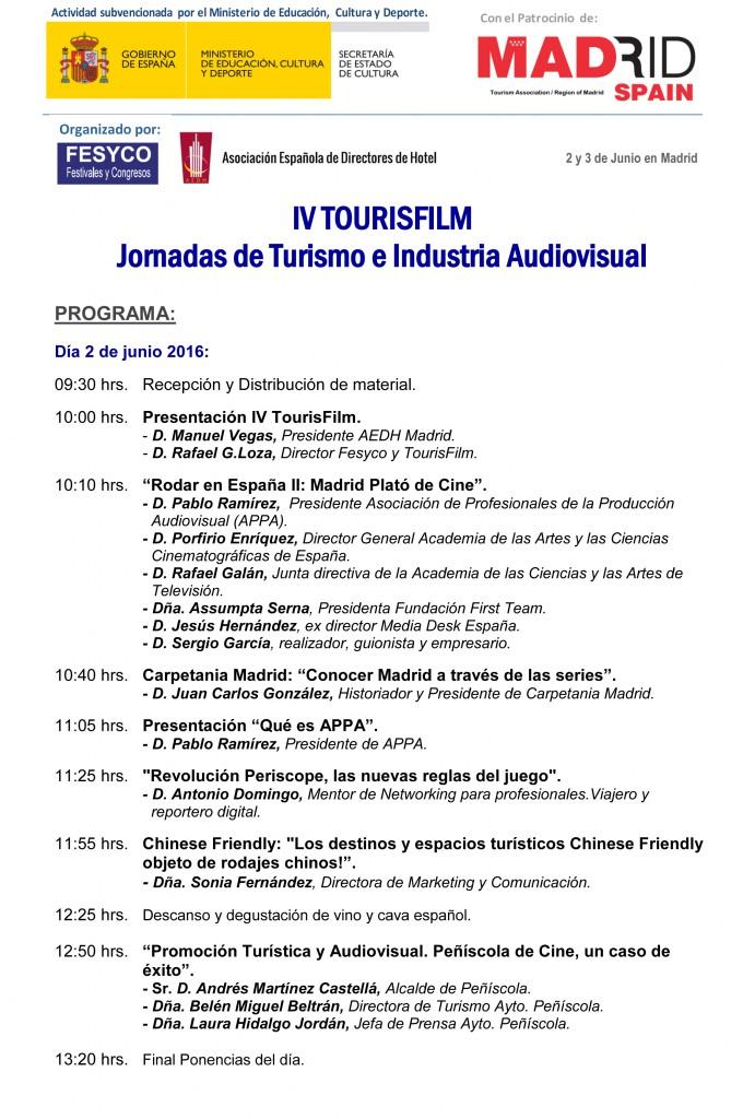 Programa IV TOURISFILM31mayo-1